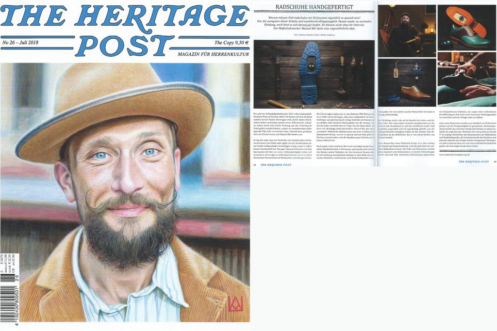Heritage Post - Magazin für Herrenkultur